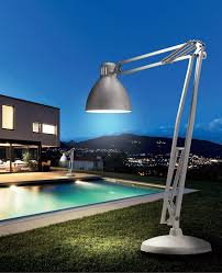 Great JJ Outdoor Floor Lamp by Leucos