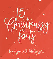 Ascii Art Christmas Tree Small by 15 Christmassy Fonts To Get You In The Holiday Spirit Youworkforthem