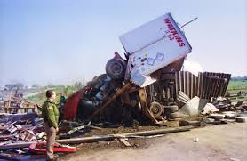 100 Truck Pro Tulsa Photo Gallery The Devastation Of The Deadly 1993 Tornado That Hit
