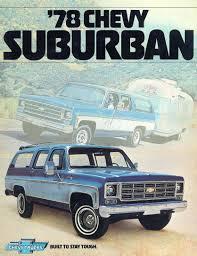 100 78 Chevy Truck Car Brochures 19 Chevrolet And GMC Brochures 19
