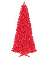 pink artificial christmas tree treetopia
