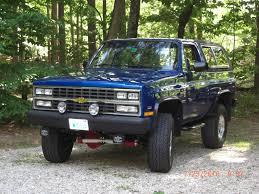 100 K5 Truck 1984 Chevy Blazer Bob A LMC Life