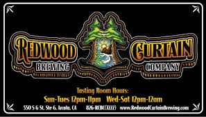 pints for non profits at redwood curtain brewing company bigfoot