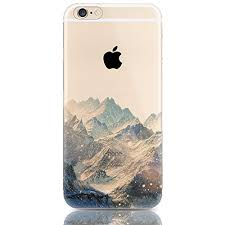 sunroyal etui transparent élégant apple iphone 5 5s tpu gel coque