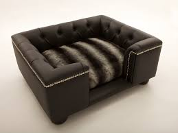 Snoozer Overstuffed Sofa Pet Bed by Dog Sofas Moderno Dog Sofa Ebony Thesofa