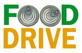 go back gallery for canned food drive logo EqRXN4 clipart