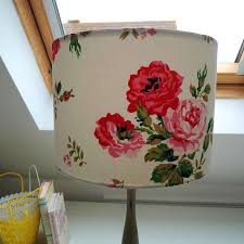 Ebay Antique Lamps Vintage by Decoration Archaicfair Rose Lamp Shade Better Lamps Pink Diy Bq