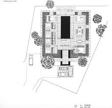 Cal Poly Baker Floor Plan by Usmodernist Craig Ellwood