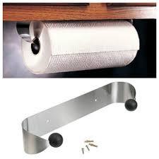 edelstahl rolle papier küche halter handtuch aufbewahrungsregal unter schrank wandhalterung regal badezimmer hängen günstig im onlineshop joom