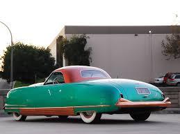 100 Kidds Trucks RM Sothebys 1941 Chrysler Thunderbolt Concept Car Monterey 2011