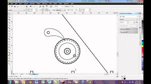 uploading a dxf file to corel draw and editing to prepare for