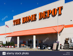 Home Depot store near the Eagle Ridge Mall Lake Wales Central