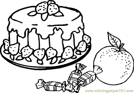 Food Coloring Page 02