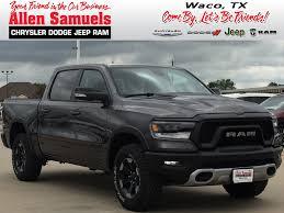 100 Chrysler Trucks For Sale New 2019 RAM AllNew 1500 Rebel Crew Cab In Waco 19T50135 Allen