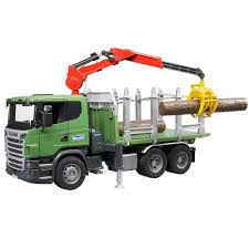 100 Bruder Logging Truck Amazoncom SCANIA RSeries Timber With Loading Crane
