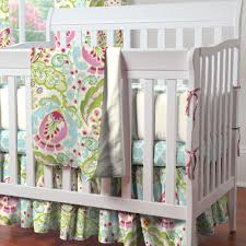 Kumari Garden Mini Crib Bedding