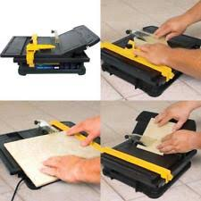 Imer Tile Saw Canada by Tile Saws Ebay