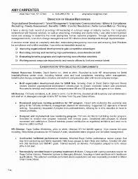 Human Resources Manager Resume Fresh Best Resource Templates Ath Of
