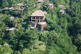 104 Hanging Gardens Bali Hotel View Of The Resort From The Temple Picture Of Of Payangan Tripadvisor