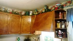 Above Kitchen Cabinet Christmas Decor by Home Decor Decorating Ideas House Beautiful Christmas Bjyapu