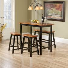 4 Piece Dining Room Sets by Edge Water 4 Piece Counter Height Dinette Set 418375 Sauder