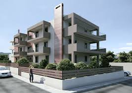 Minimalist Small Modern Apartment Building Amazing Design Complex With Casabase