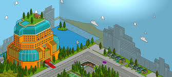 Sweden Habbo Swedens Old Hotel