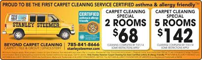 the stanley steemer carpet cleaner stanley steemer coupons