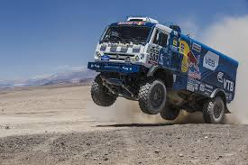 Dakar Rally: These Machines Can Take On Any Terrain