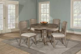 Clarion 5 Piece Round Dining Set With Side Chairs