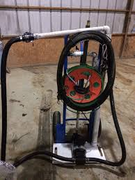 Waste Oil Transfer Cart With Transfer Pump. Converted A Harbor ... Dollies Moving Supplies The Home Depot 150 Lbs Capacity Foldable Hand Truck With Wheels Harbor Crown Pth Heavy Duty Pallet Jack 2748 5000 Lb Gleason Recalls Trucks Due To Laceration And Injury Hazards Replace Wheel On Freight Youtube Thrghout Milwaukee 800 Lb Dhandle Truckhd800p Diy Welder Cart From Harbor Freight Hand Truck Diy Projects 24 In X 36 Folding Platform Pneumatic Best 2018 Haulmaster 700pound Bigfoot Available On Black 2 In 1 Convertible 600