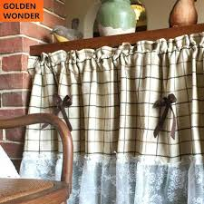 White Cotton Kitchen Curtains by Red And White Plaid Kitchen Curtains Valance Burlap Valances Ideas