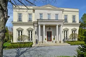 Neoclassical House Million Neoclassical Home Winnetka Homes House Plans 124027