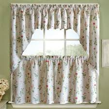 Brylane Home Kitchen Curtains by 99 Best Home U0026 Kitchen Window Treatments Images On Pinterest