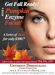 Pumpkin Enzyme Peel Benefits by Get Fall Ready With A Pumpkin Enzyme University