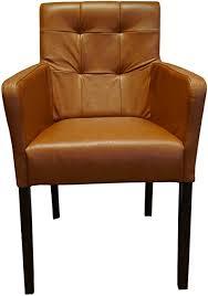 quattro meble echtleder esszimmerstühle massivholz stühle