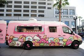 100 Game Truck Richmond Va The Hello Kitty Cafe Will Be In Short Pump On Saturday Food