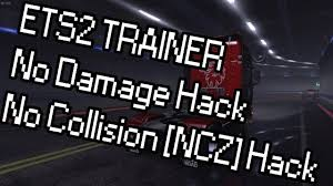 100 Euro Truck Simulator Cheats 2 No Damage And No CollisionNCZ Trainer Hack