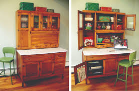 What Is A Hoosier Cabinet by Etsy Vintage Team Collecting Hoosier Cabinets