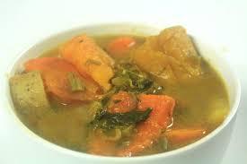 Jamaican Pumpkin Soup Vegan by Jamaican Ital Soup Original Flava