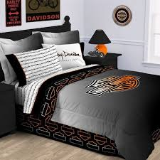 Harley Davidson Sheets Queen Interior Decorating