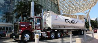100 Crowley Trucking PowerSecure And LNG Microgrid Solutions