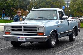 File:1989 Dodge Ram (34332789761).jpg - Wikimedia Commons Lovely Dodge Dakota Trucks For Sale Easyposters A Brief History Of Ram The 1980s Miami Lakes Blog Dw Truck Classics On Autotrader 1989 D350 Dont Expect Anything Exciting Here Builds And Power Mopar 59 Magnum Youtube Two Cummins Powered Built Baja Engine Swap Depot Tiny Texas 50 Rams Vintage Trucks Pickup Information Photos Momentcar To 1993 Recipes Diesel File1989 34332789761jpg Wikimedia Commons Dodge W150 4x4 Plow Resource Forums W250 Service Low Miles One