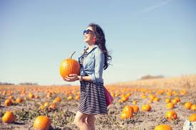 Pumpkin Patch Near Austin Tx by Helgoth U0027s Pumpkin Patch Striped Dress Chambray Color U0026 Chic