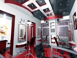 Interior Barber Shop Design Ideas Hair Salon Interior Design Ideas