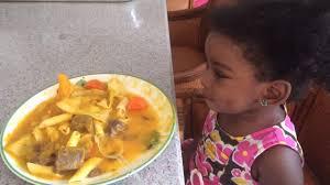 Traditional Haitian Pumpkin Soup Recipe by How To Eat Pumpkin Soup The Haitian Way Youtube