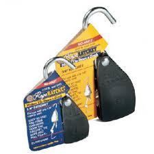 zurr spanngurte carolina 2 pack 3 8 rope ratchet w