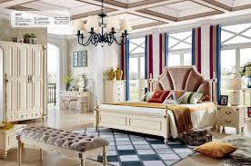 kolonial schlafzimmer komplett set bett schminktisch bett echtes holz 7 teilig