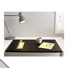 amazon com ikea rissla desk pad black office products