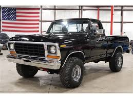 1978 Ford F150 For Sale | ClassicCars.com | CC-1166740